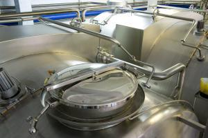 dairy processing equipment for pasteurization