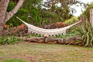 attractive cottom hammock without wood
