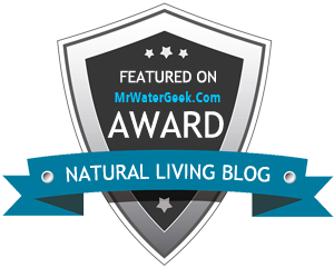 mrwatergeek.com natural-living website award